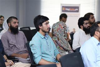 Information Session at BIC, IMSciences Peshawar